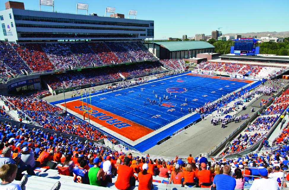 Stadion Boise State Broncos